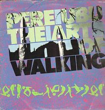 "LP 12"" 30cms: Pere Ubu: the art of walking, rough trade A7"