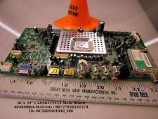 "RCA 32"" L32HD31YX12 Main Board 40-00S86A-MAE4xG / 88727826221574"