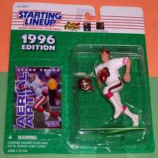 1996 STEVE YOUNG San Francisco 49ers -FREE s/h- forty-niners Starting Lineup NM+