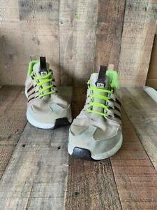 Adidas Men's Tan & Brown SL Loop Runner TR shoes S84486 - Size 11