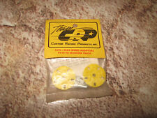 Vintage RC Rear Wheel Adaptors FX10 To Tamiya Monster Truck By CRP 1570