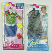 2015-16 Mattel Barbie & Ken Fashions. New And Other.