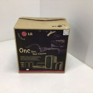 LG LH-T550SB 5.1 Channel Home Theatre System Opened Unused #452