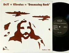 BROTHER JT + VIBROLUX Doomsday Rock LP 1996 Bedlam 335/500 EX