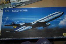 HELLER 1:72 BOEING 707-300B  LUFTHANSA        80463