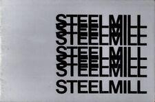 BRUCE SPRINGSTEEN / STEELMILL 1970 TOUR ORIGINAL CONCERT PROGRAM BOOK BOOKLET