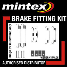 MBA1211 MINTEX REAR BRAKE FITTING KIT / ACCESSORY PACK