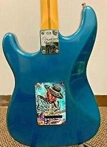Fender American Standard Stratocaster 1998 Ocean Turquoise Metallic w/ Upgrades