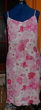 jolie robe antonelle fleurie  t 44 46
