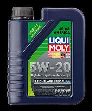 LIQUI MOLY LEICHTLAUF SPECIAL AA 5 W-20 1 Liter ASIA & AMERICA 7657