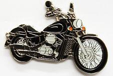 Nuevo Honda Shadow 750 Spirit Personalizado Esmalte Pin Insignia de Solapa de esqueleto de grasa