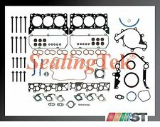 01-04 Ford 4.2L 256ci V6 Essex Full Gasket Set w/ Bolts Vin 2 engine parts auto