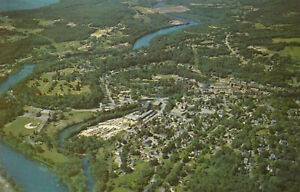 FRANKLIN NH Aerial View