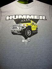 Hummer H2 T Shirt ADULT SMALL Tee General Motors SUV Sport Utility Truck SUT