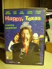 DVD HAPPY, TEXAS, niente sembra.  J.Northam, S.Zahn, A.Walker, I.Douglas