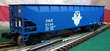 Weaver D&H Delaware & Hudson 3 Bay Offset Coal Hopper Car 6146 Mint in Box
