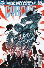 Cyborg #10 (NM)`17 Semper/ Conrad  (Cover B)