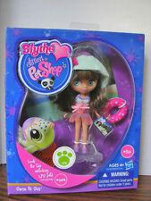 Hasbro Blythe Littlest Pet Shop, B16 Swim & Sun New in Box