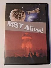 Mystery Science Theater 3000 MST3K 1992 MST Alive! World Without End Live DVD