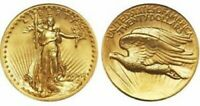 2 Mini 1907 St Gaudens Double Eagle 1/2 Gram Gold Coins - Bullion Gold Coins