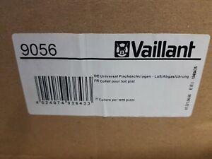 Vaillant Flat Roof Penetration Collar, 9056