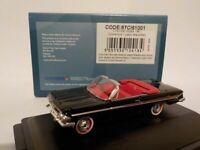 Chevrolet Impala - Black, Oxford Diecast 1/76 New