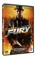 Fury [DVD] 2012 Brand new and sealed