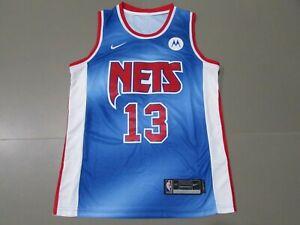 2021 James Harden Jersey Brooklyn Nets #13 NBA Basketbll Jersey Size S-2XL