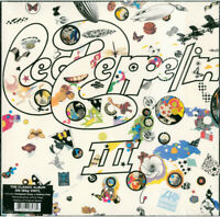 LED ZEPPELIN - III ( 3 ) (Remastered) - 180g Vinyl LP [NEW & SEALED]