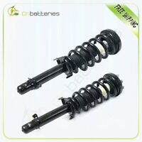 For Acura Tl 2009-2014  Awd Only Front Pair Shocks Struts & Coil Spring Assembly