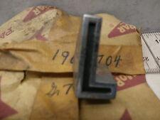 1902704 Nameplate Trim Letter L, OEM NOS Mopar Chrysler, 50's ?, Free US Ship
