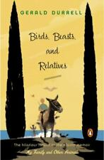 Birds, Beasts, and Relatives by Gerald Durrell (2004, UK-B Format Paperback)