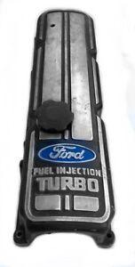 ★ Ford 2.3 Turbo Merkur XR4Ti Mustang SVO T-Bird Turbo Coupe Capri Valve Cover ★
