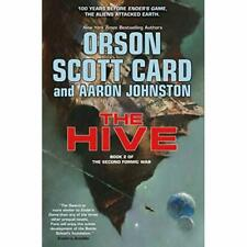 The Hive (Second Formic War) - Hardback NEW Card, Orson Sco