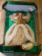1994 1995 1996 1997 1998 Holiday Barbie Lot (Happy Holidays Barbie) NRFB