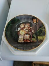 M.J. Hummel Collector Plate