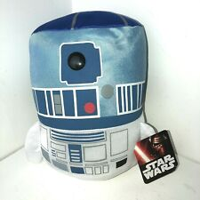 New STAR WARS  R2D2 Licensed Plush Soft Toy 23cm Large NWT