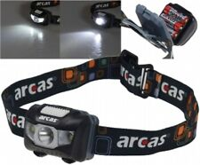 LED Stirnlampe Kopf Lampe CREE 5W 160 Lumen inkl.Batterien EXTREM HELL
