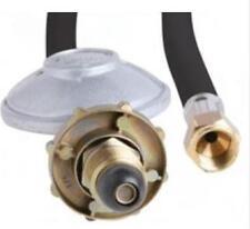 Bromic Wok Cooker Stove LPG Gas HOSE +Reg POL 2Kg H/W 8 mm x 1.2 mt PVC 3/8 SAEF