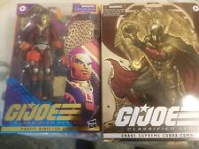 G.I. Joe Classified Series Supreme Command  N Profit Director Destro inhand lot