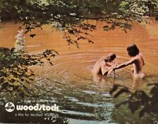WOODSTOCK - Music festival film book - 48 pages