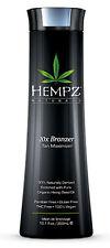Hempz Naturals 20x Bronzer Tan Maximizer Accelerator Tanning Lotion 10.1 oz