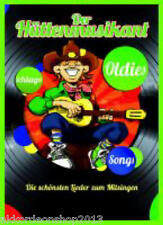 Der Hüttenmusikant, Noten, Songs, Oldies, Schlager, Songbook, gitarre, akkordeon