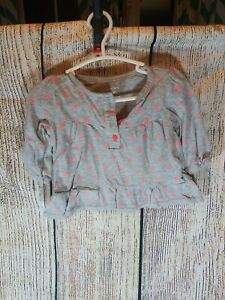Girls 6 months top by carters
