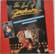 MICHAEL JACKSON & JACKSONS 1983 RARE & EXCLUSIVE PROMOTIONAL EDITION LP BRAZIL