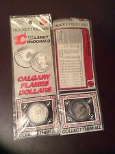 #2:  Nice Packaged 1983 Calgary Flames Lanny McDonald Dollar