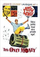 IT'S ONLY MONEY (Jerry Lewis) - DVD - Region 1