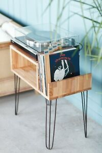 Record player table, turntable stand