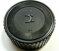 Sigma Rear Lens Cap for Nikon Ai F  mount  lenses mini wide 28mm