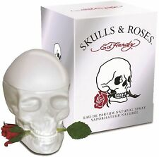 Ed Hardy Skulls and Roses Eau De Parfum Spray 2.5 oz